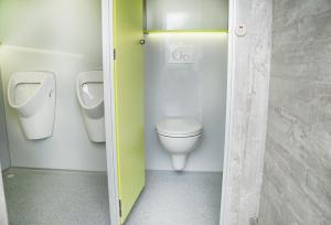 Toilettenwagen Herren