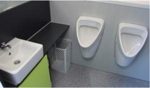 Toilettenwagen Uri