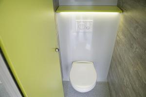Toilettenwagen WC